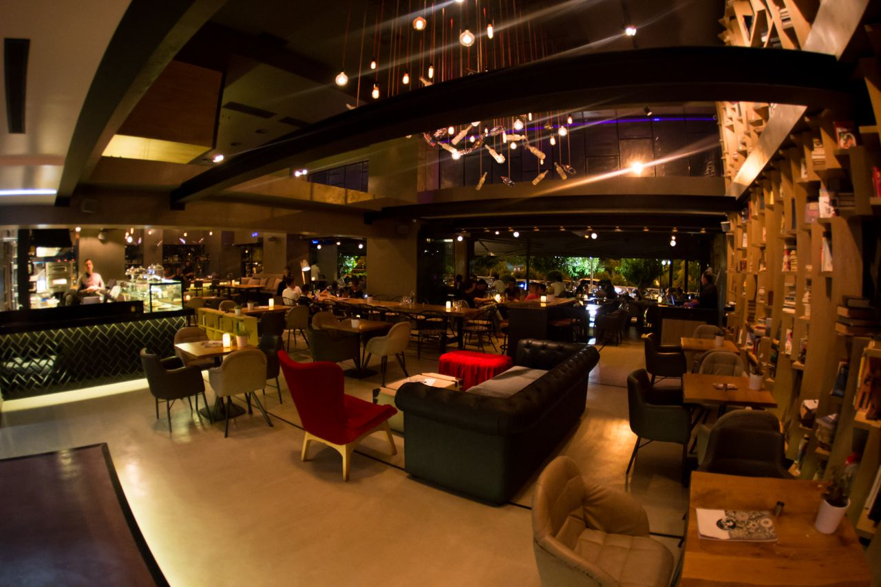 Nobell is... Premium Eatery Cafe