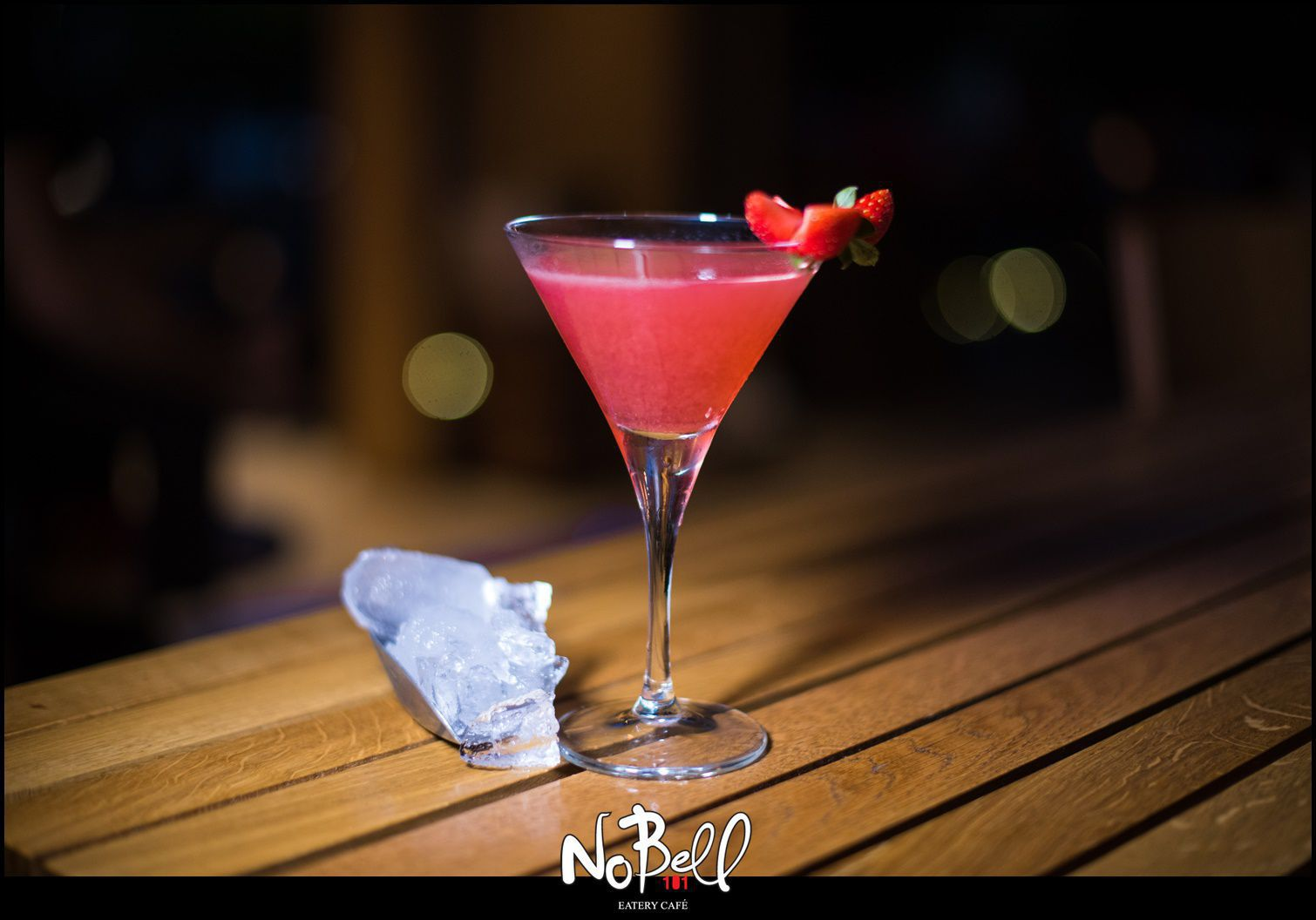 Cocktail - κοκτέιλ - Nobell restaurant cafe